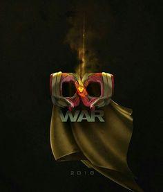 Infinity War fan art - Vision