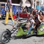 Tradicional Desfile De Feria De La Candelaria 2014