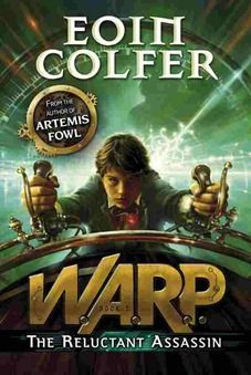 W.A.R.P Book Series by Eoin Colfer Free Download PDF