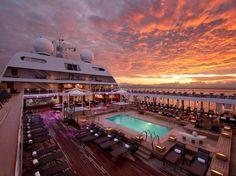 Would love to take a cruise! #scoresense #cruise #vacation #summerfun