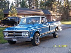 1972 GMC/Chevrolet Pick Up Truck