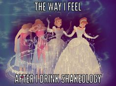 How I feel after drinking #Shakeology !! Full of energy and ready to take on anything!