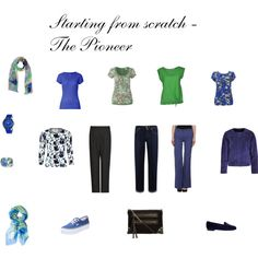 """Starting from scratch - the Pioneer"" by sue-walker on Polyvore"