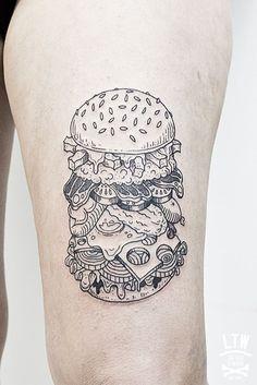 #food #ink