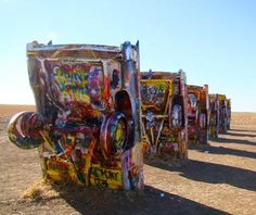 America's Strangest Roadside Attractions