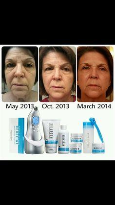 Anti aging skin care- Rodan and Fields Redefine regimen www.visibleproof.myrandf.com
