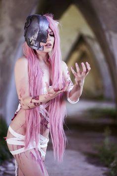 KonataIzumi(Konata San Izumi) lucy Cosplay Photo - Cure WorldCosplay