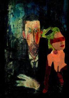 """Saatchi Art Artist CRIS ACQUA; Collage, """"33-ARTE en PAPEL. Modi"""" #art"""