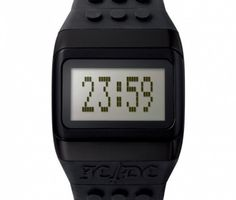 Original Watch JC/DC lego Black