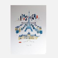 Paris Ltd Release by Albie Designs