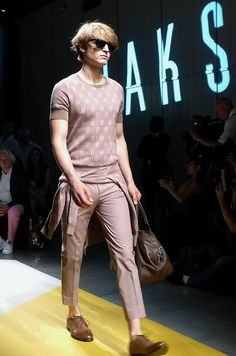 DAKS London Spring/Summer 2015 - Milan Fashion Week - http://olschis-world.de