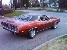 70s Muscle Cars, Plymouth Valiant, Mopar Or No Car, Pony Car, Dodge Challenger, Convertible, Classic Cars, Usa, Awesome