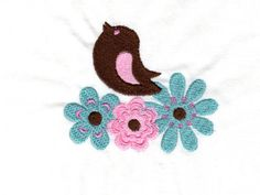 Doodle Tweets Machine Embroidery Designs  http://www.designsbysick.com/details/doodletweets