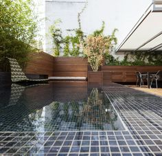 Ático con piscina en Madrid