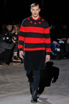 Givenchy   Fall 2012 Menswear Collection   Style.com