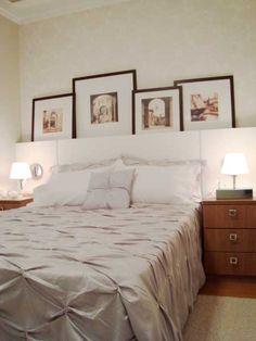 CasaPRO: 55 ideias de cabeceira para quartos de casal - Casa
