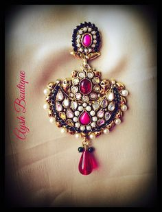 Leila Hijab Pin by AyshBoutique on Etsy