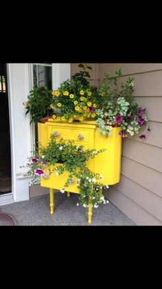 Planter for front porch!