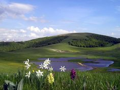 View of Abruzzo