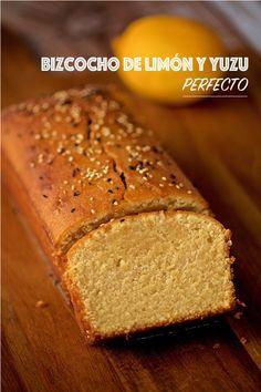 Bizcocho de limón y yuzu perfecto – Tarthélémy Nigella, Tahini, Parfait, Un Cake, Banana Bread, Desserts, Food, Lime Cake, Frosting