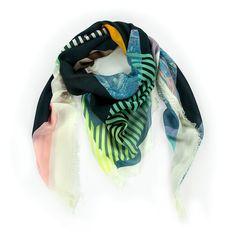 Foulard de la marca francesa Dévorée de modal y lana