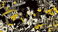 Graffiti, Father, Comic Books, Comics, Illustration, Artwork, Baron, Image, Colorful