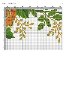Counted Cross Stitch Patterns, Cross Stitch Embroidery, Hand Embroidery, Cross Stitch Rose, Needlepoint, Diy Crafts, Floral, Creative, Charts