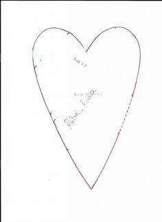 DIY – Coração de tecido – Rubia Rubita Home