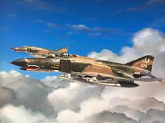 F-4E by Harley Copic