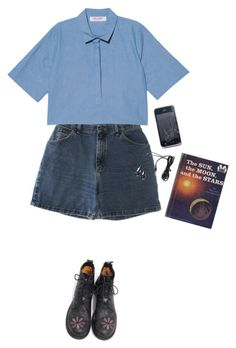 """right here"" by junk-food ❤ liked on Polyvore featuring Wrangler and Organic"