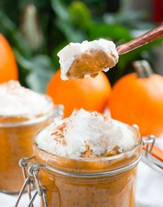 Pumpkin Pie Chia Pudding (Gluten Free, Vegan, Paleo, Refined Sugar Free) | Sprouted Routes