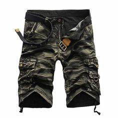 2017 Summer New Arrivals Cargo Shorts for Men