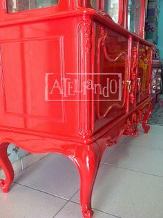 Ateliando - Customização de móveis antigos ateliando@ateliando.com.br