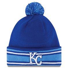 Kansas City Royals Youth 2014 Authentic Collection Sport Knit Cap - MLB.com Shop
