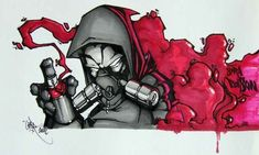 graffiti by soRaPoiSoN.deviantart.com