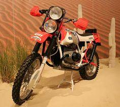 Mercenary: HPN R80GS Baja  #Baja #HPN #BMWR80GS #Mercenary #MercenaryGarage