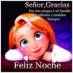 buenas noches dios les bendiga | Señor, gracias por mis amigos y mi familia. Bendícelos y cuídalos ...