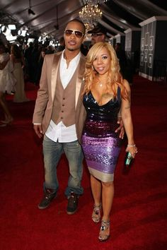 Boys Rock Signature Styles on the Grammy Red Carpet T. & Tiny one of my fav celeb couples! & Tiny one of my fav celeb couples! Black Celebrity Couples, Black Love Couples, Cute Couples, Power Couples, Celebrity Pictures, Black Celebrities, Beautiful Celebrities, Celebs, Beautiful Couple