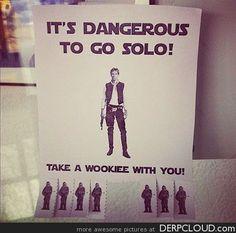 Take a Wookiee!