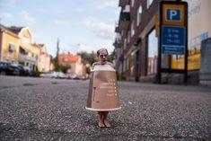 ISAAC CORDAL http://www.widewalls.ch/artist/isaac-cordal/ #installation #sculpture #urbaninterventions