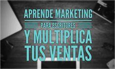 Si quieres aumentar las ventas de tus libros necesitas aprender marketing para escritores. Conoce cómo marcarte objetivos y cómo desarrollar estrategias.