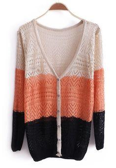 Autumn Women New Style Sweet V Neck Cute Fashion Long Sleeve Loose Ivory Knitting Sweater Cardigans One Size@WXM961i