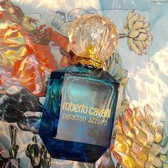 The Beauty Cove: IL PROFUMO: PARADISO AZZURRO di ROBERTO CAVALLI