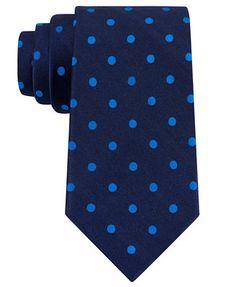 Cromwell & Sons Sloane Dot Slim Tie