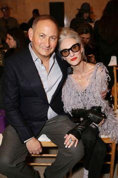 John Demsey and Linda Rodin   - HarpersBAZAAR.com