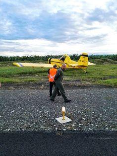 Avioneta de fumigación se descarriló de la pista del Aeropuerto de Carepa Urabá antioqueño - RCN Radio (blog)