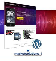 Nieuwe WordPress website voor Ultra Telecom Leeuwarden  Smartphone stuk? Ultra Telecom biedt uitkomst! Ultra Telecom is uw adres voor snelle betrouwbare en professionele service!  http://www.navienbansi.nl/blog/webdesign-wordpress-leeuwarden/  #webdesign #wordpress #design #ontwerp #website #marketing #Leeuwarden #telecom #smartphone #iphone #reparatie