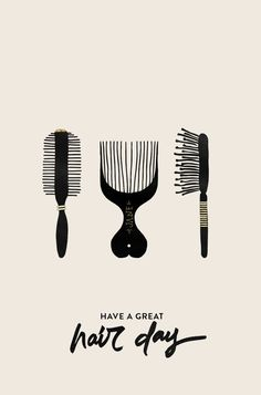 have a great hair day #neat