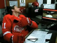 Detroit Red Wings Commercial: Home