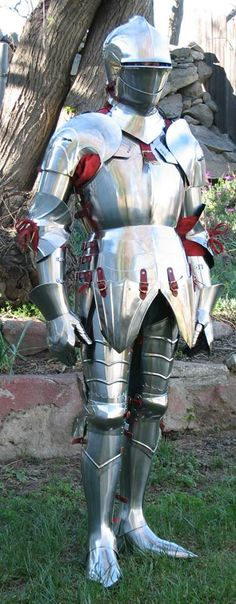 15th armor knight